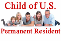 Child of U.S. Permanent Resident