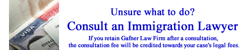 Consult an Immigration Lawyer