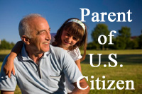 Parent of U.S. Citizen Immigration Service