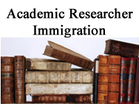 Academic Researcher Immigration